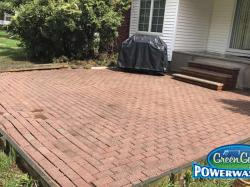NH MA Patio Powerwashing