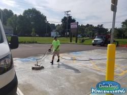 Parking Lot Cleaning NH MA