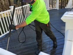 nh ma deck cleaning residential
