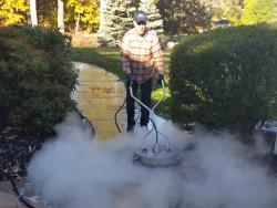 NH MA Powerwash Walkway Patio Steam Low Pressure