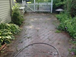NH MA Professional Paver Walk Cleaning Power Washing Brick