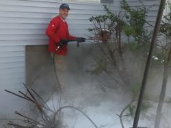 NH MA Residential Home Powerwashing