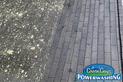 NH MA Powerwashing Asphalt Roof Shingles