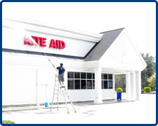 Commercial Power Washing Service - NH, MA