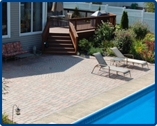 Pool, Patio & Deck Power Washing Service in NH & MA
