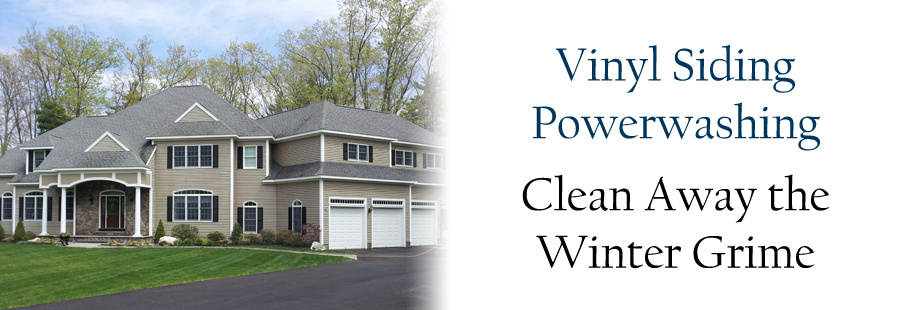 Power washing house Amherst NH