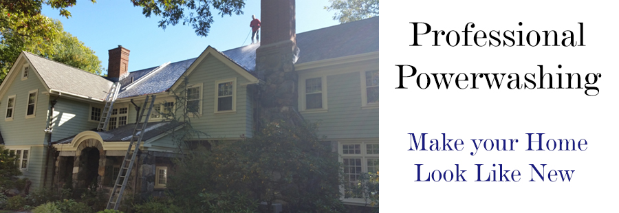 Power washing services Manchester NH